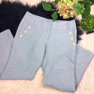 3/$25 🎁 NWT Ann Taylor Loft Linen Pants